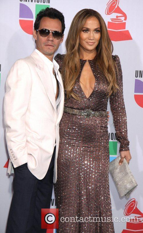 Marc Anthony, Jennifer Lopez, Las Vegas and Latin Grammy Awards 3
