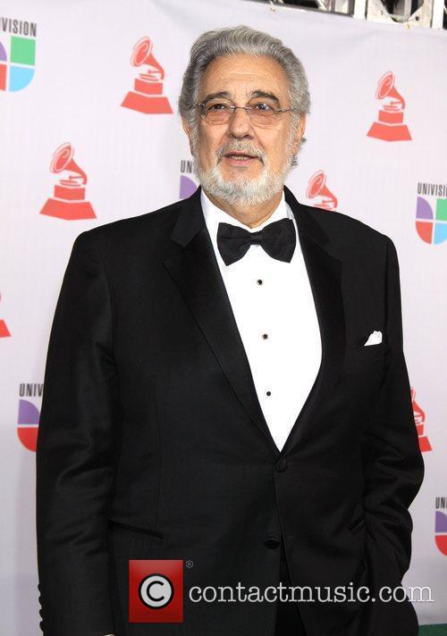 Placido Domingo, Las Vegas and Latin Grammy Awards 1