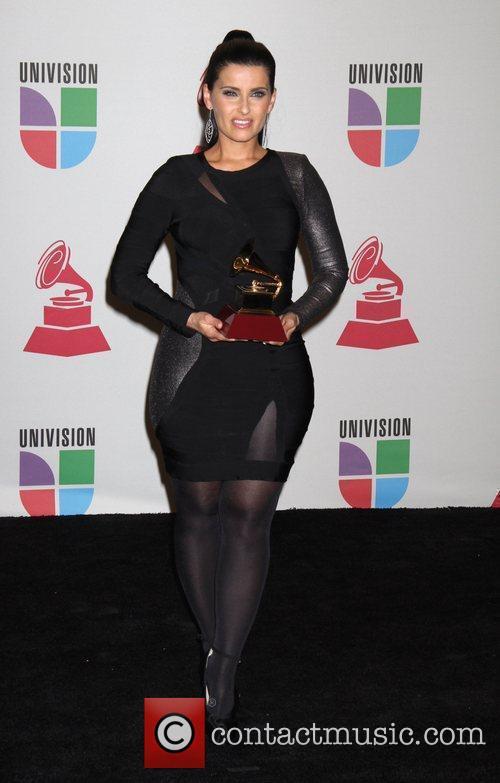 Nelly Furtado, Las Vegas and Latin Grammy Awards