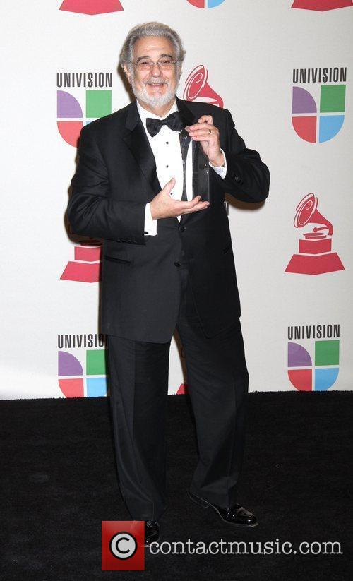 Placido Domingo, Las Vegas and Latin Grammy Awards 5
