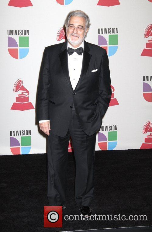 Placido Domingo, Las Vegas and Latin Grammy Awards 4