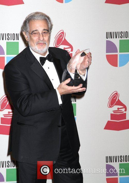 Placido Domingo, Las Vegas and Latin Grammy Awards 3