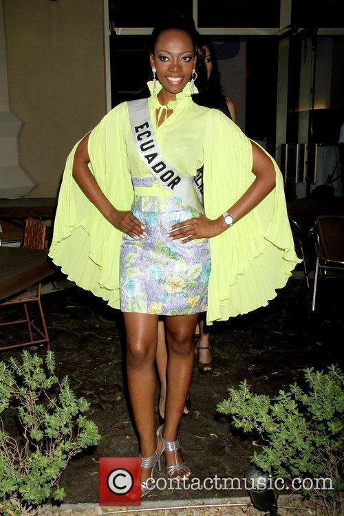 Lady Mina Lastra, Miss Ecuador 2010 Miss Universe...