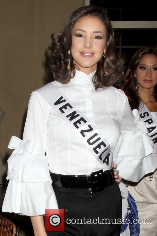 Marelisa Gibson, Miss Venezuela 2010 Miss Universe 2010...