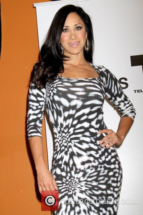 Monica Noguera Miss Universe 2010 Latin contestants' breakfast...