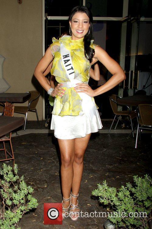 Sarodj Bertin, Miss Haiti 2010 Miss Universe 2010...