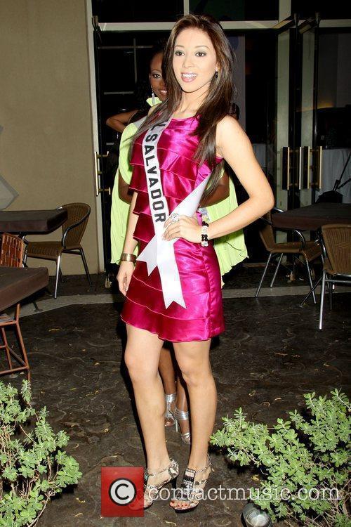 Sonia Cruz, Miss El Salvador 2010 Miss Universe...