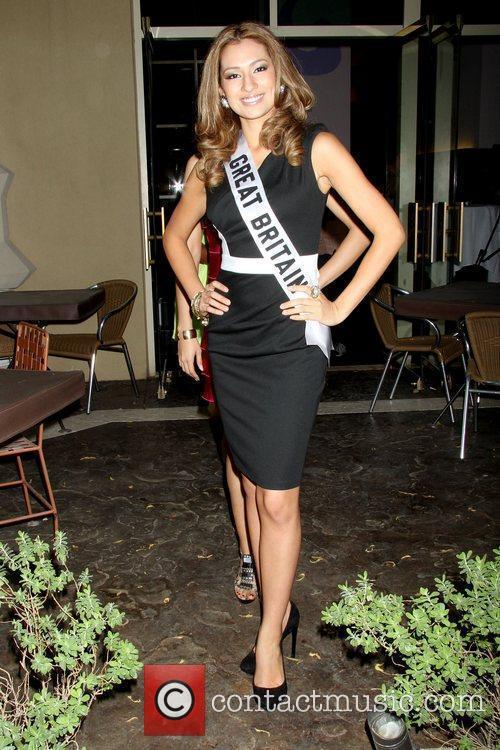 Tara Vaitiere Hoyos, Miss Great Britain 2010 Miss...