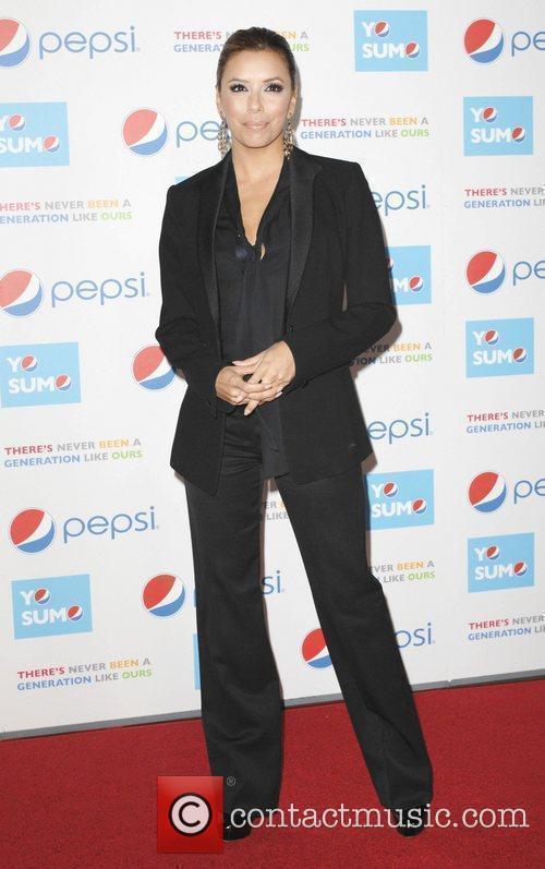 Eva Longoria Parker Premiere of Eva Longoria Parker's...