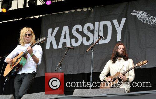 kassidy perform on the second day of latitude festival in henham park 2927161