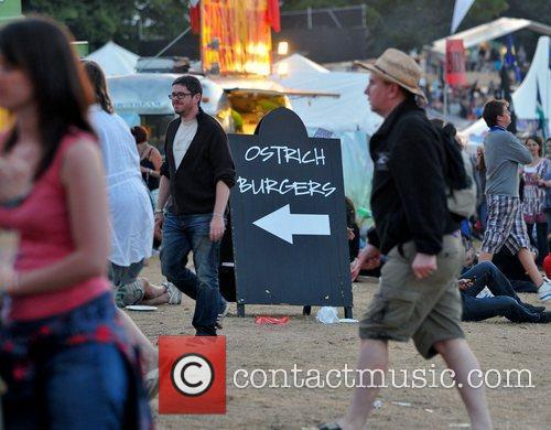 Atmosphere on Day 3 of Latitude Festival Suffolk,...