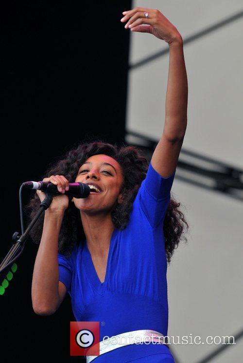 Corinne Bailey Rae, Latitude Festival