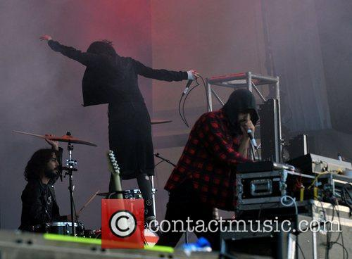 crystal castles perform on day 3 of latitude festival 2928108