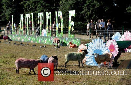 Day 3 of Latitude Festival 2010 at Henham...