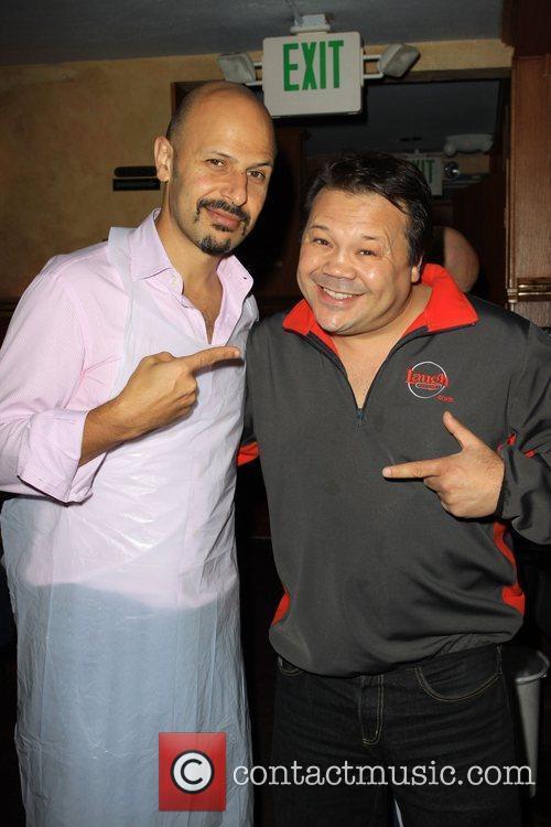 Maz Jobrani and Joey Medina