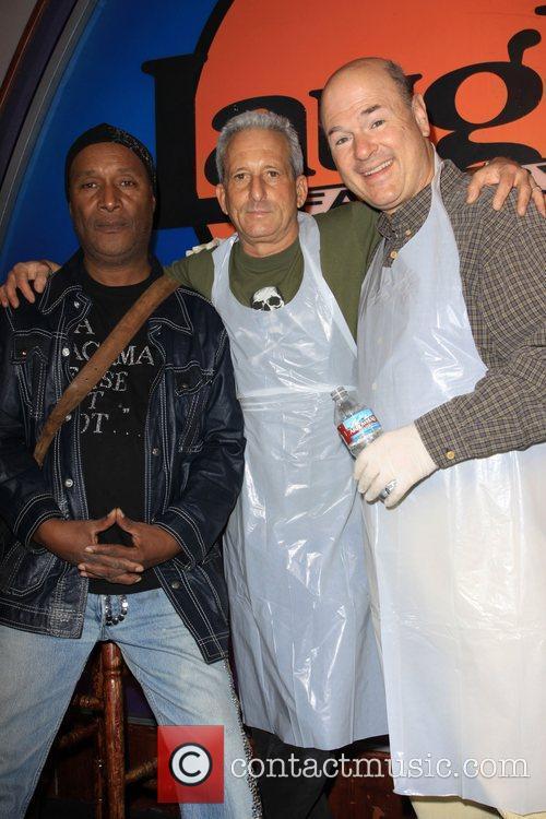 Paul Mooney, Bobby Slayton and Larry Miller 5