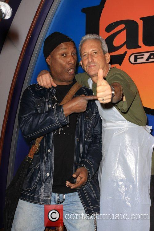Paul Mooney and Bobby Slayton 7