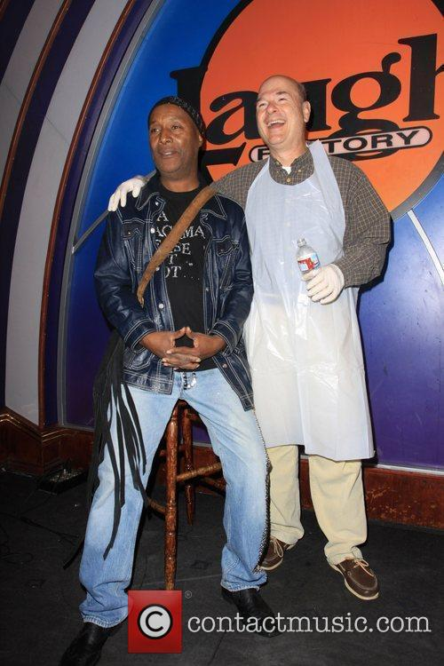 Paul Mooney and Larry Miller 1
