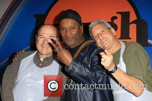 Paul Mooney and Larry Miller 4