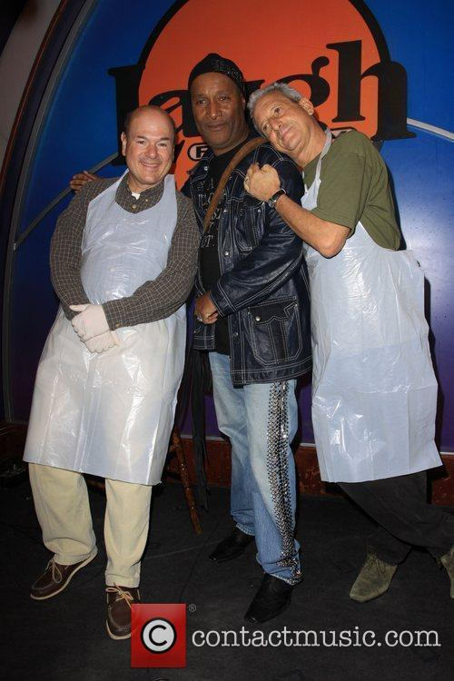 Paul Mooney and Larry Miller 11