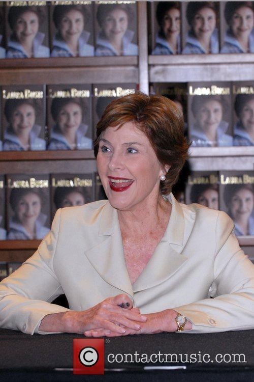 Laura Bush 6