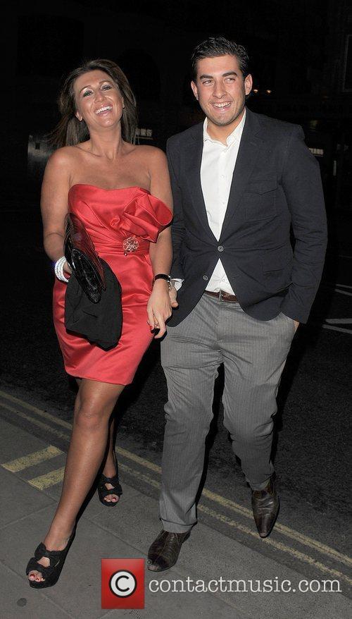 'The Only Way is Essex' stars Lauren Goodger...