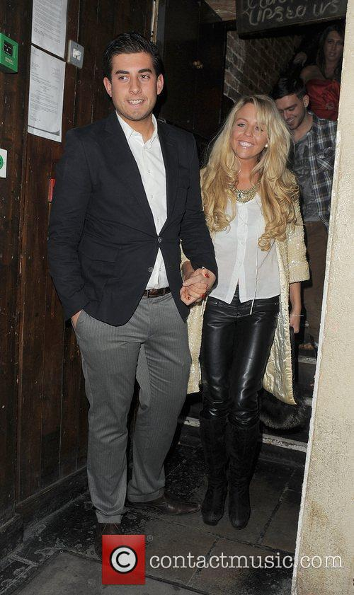 'The Only Way is Essex' stars James Argent...