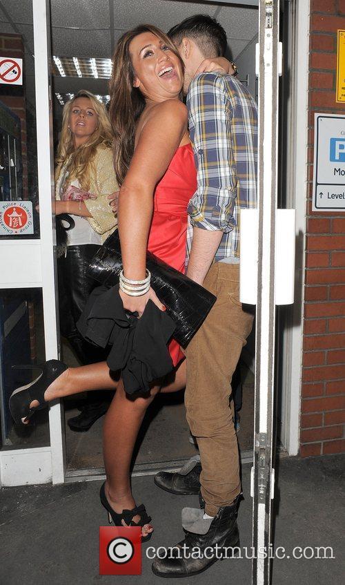 'The Only Way is Essex' star Lauren Goodger...