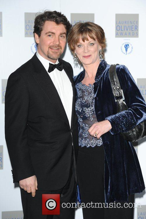 Samantha Bond and Laurence Olivier 4