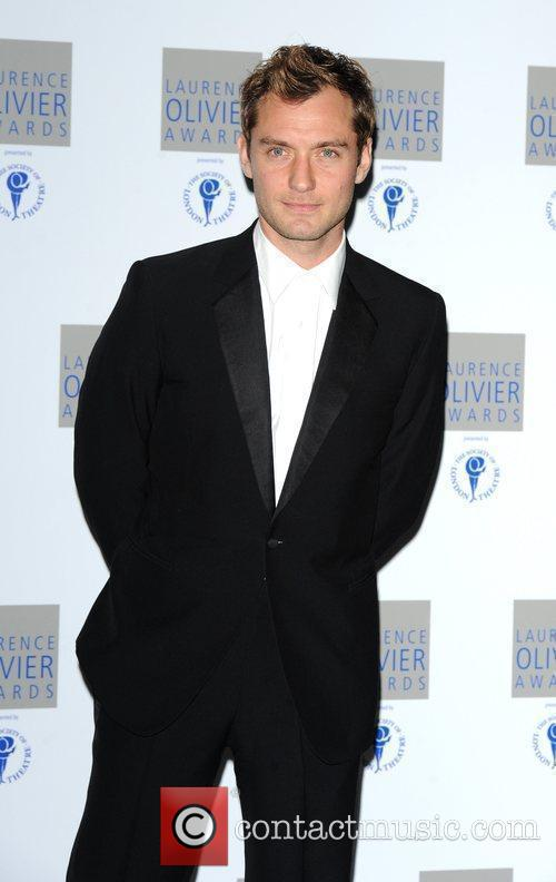 Jude Law and Laurence Olivier 5