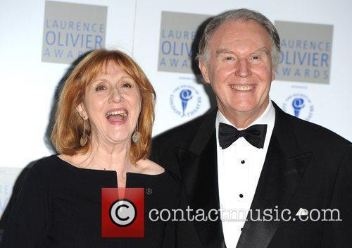 Tim Pigott-smith and Laurence Olivier 2