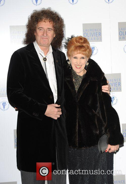 Brian May and Laurence Olivier 4
