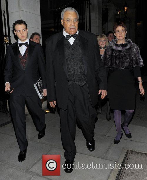 James Earl Jones and Laurence Olivier 5