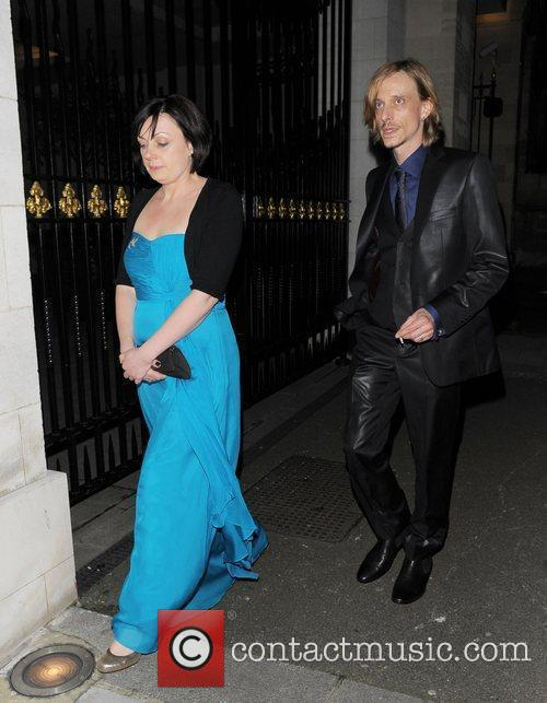 Mackenzie Crook and Laurence Olivier 2