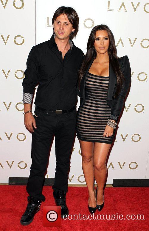 Jonathan Cheban and Kim Kardashian Lavo Two Year...