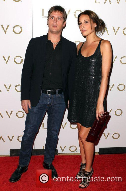 Rob Thomas and Marisol Thomas Lavo Two Year...