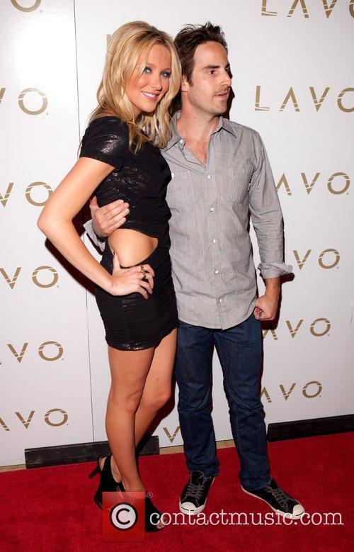 Lavo Two Year Anniversary at The Palazzo Resort...