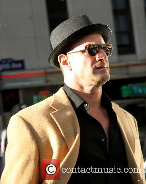 christopher meloni leaving svu. Christopher Meloni and Hockey
