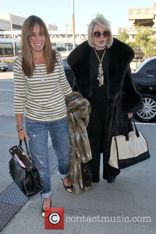 Melissa Rivers and Joan Rivers 3