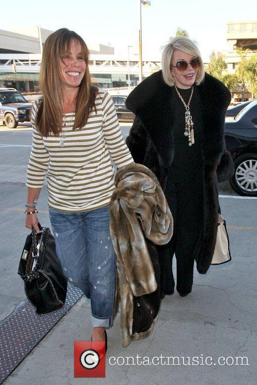 Melissa Rivers and Joan Rivers 4