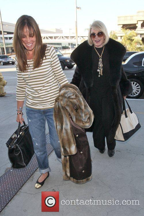 Melissa Rivers and Joan Rivers 5