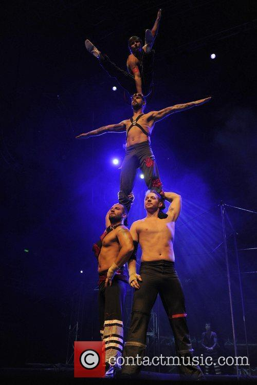 The Le Grande Cirque 2