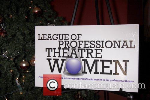 'The League of Professional Theatre Women Honors' event...
