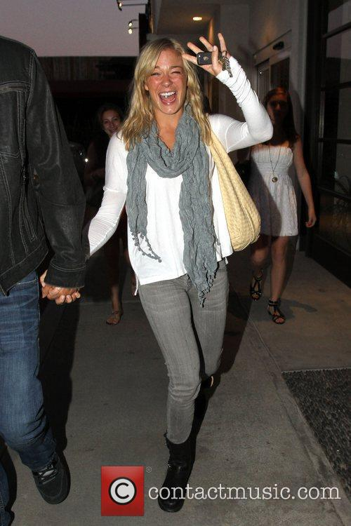 Leann Rimes and Eddie Cibrian 4