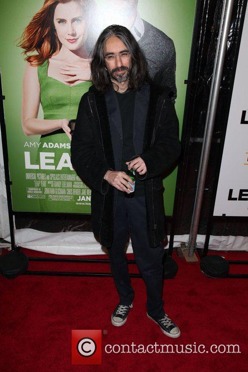 Anand Tucker The world premiere of 'Leap Year'...