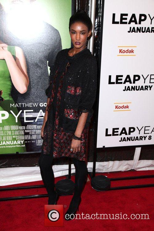 Guest The world premiere of 'Leap Year' held...