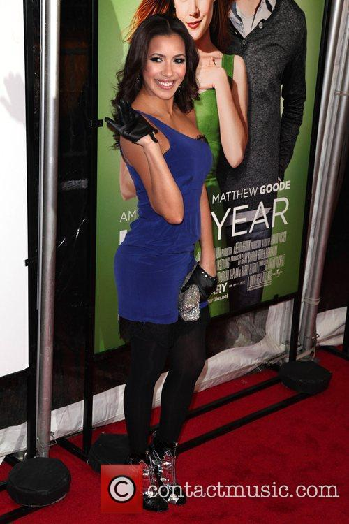 Julissa Bermudez The world premiere of 'Leap Year'...