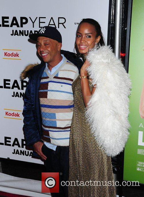 Russell Simmons and Georgina Robertson 3
