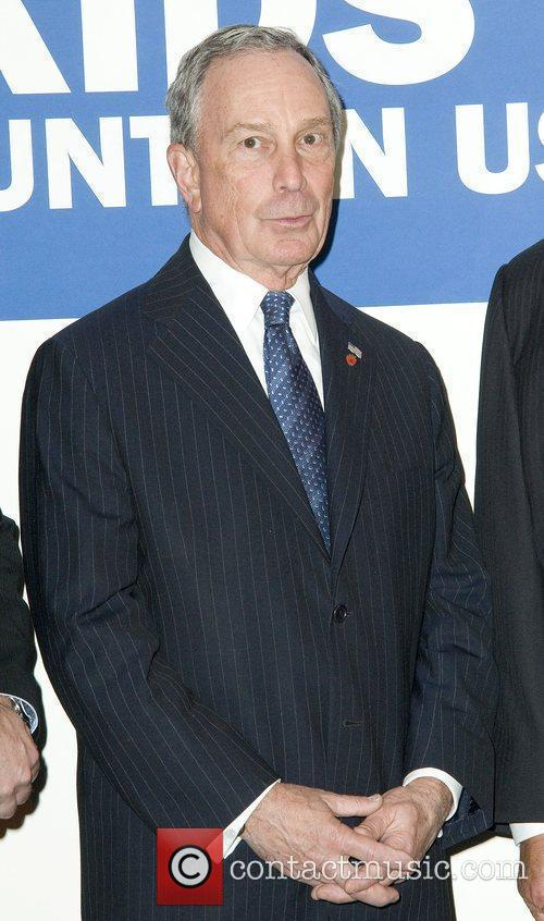 Mayor Michael Bloomberg 5