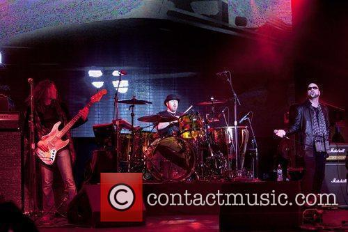 Jason Bonham's Led Zeppelin Experience performs at the...